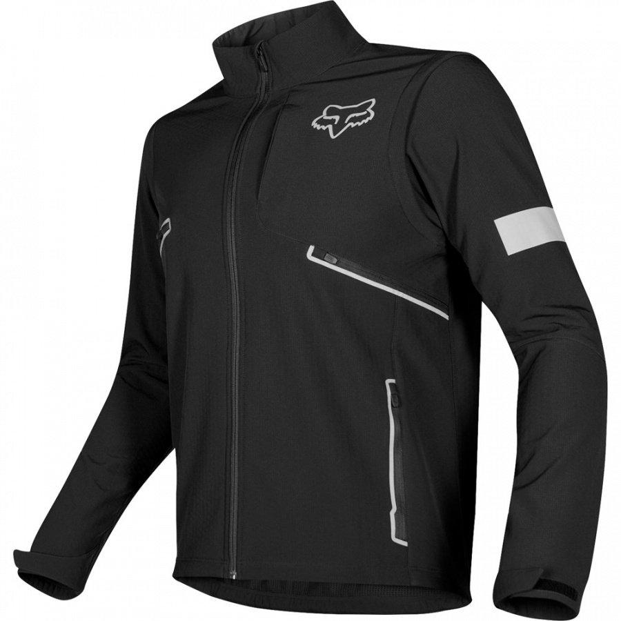 Велокуртка Fox Legion Softshell Jacket, черный 2019 (Размер: M )