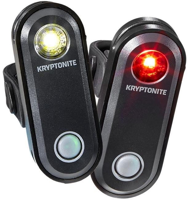 Фонари комплект Kryptonite Avenue F-65 & R-30 Set