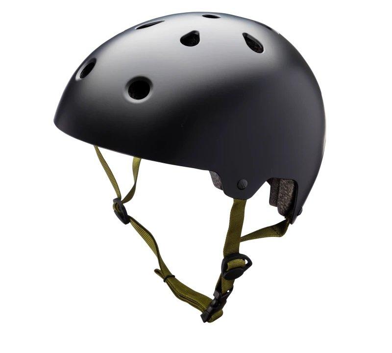 Шлем велосипедный KALI BMX/FREESTYLE MAHA, черный 2019 (Размер: 58-61см)