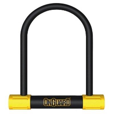 Велосипедный замок Onguard BULLDOG ATB U-lock на ключ 127 x 230мм толщина 13мм 8011.