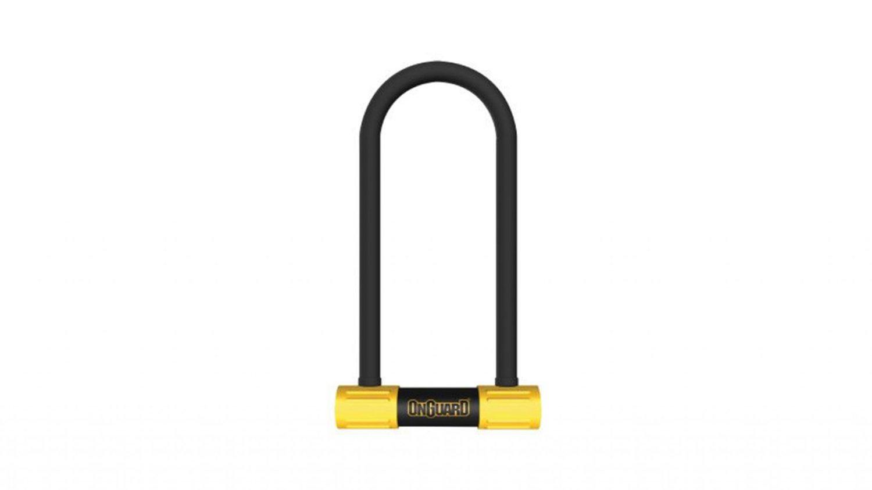 Велосипедный замок Onguard Smart Alarm U-lock на ключ 100 x 258мм 8268.