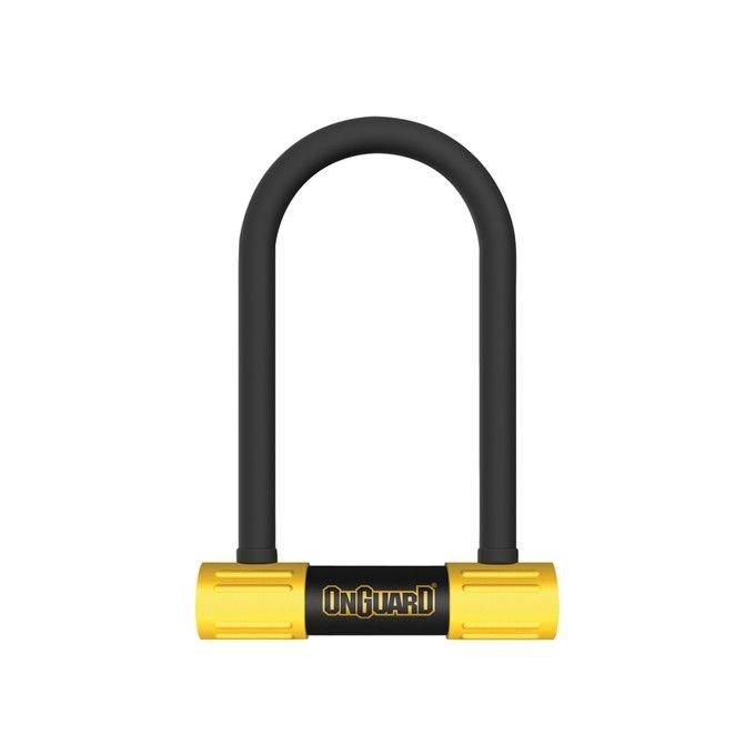 Велосипедный замок Onguard Smart Alarm U-lock на ключ 85 x 150мм толщина 14мм 8267.