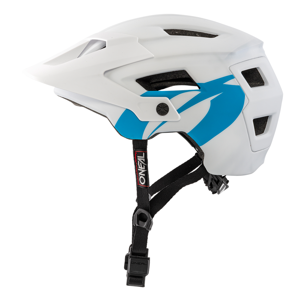 Велошлем O´Neal Defender 2.0 Solid White 2018 (Размер: XS/54-M/58).