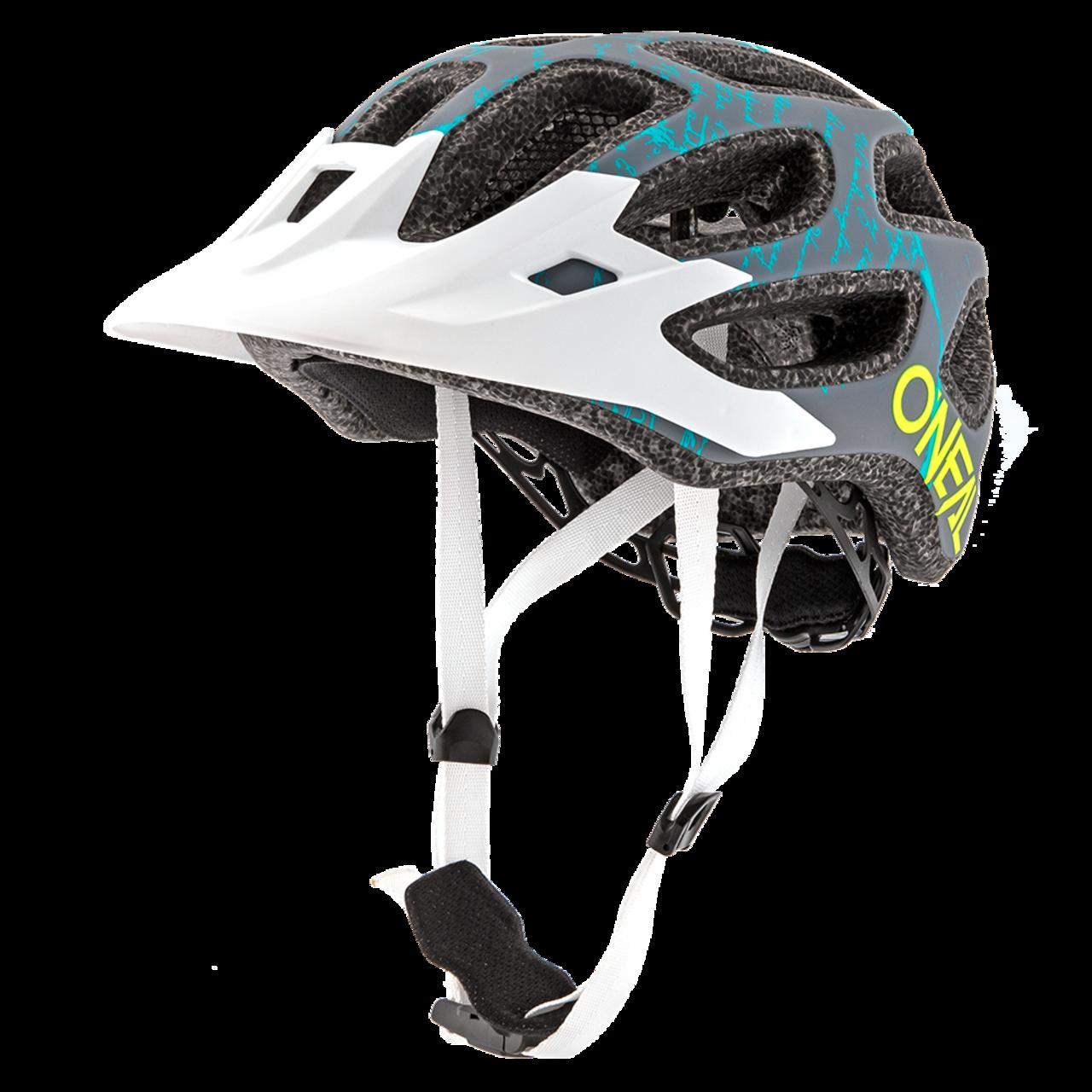 Велошлем O´Neal Thunderball 2.0 Fusion White 2019 (Размер: XXS/52-M/57).