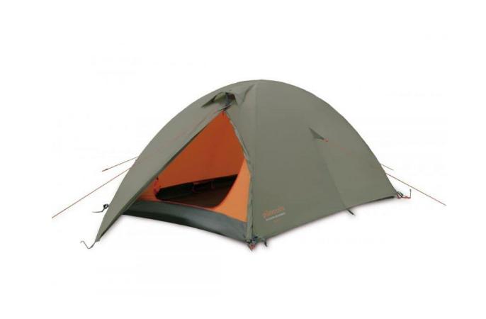 Трехместная палатка PINGUIN Serac, хаки