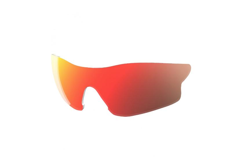 Линза для велоочков Leap red chrome enhancer 266137-009.