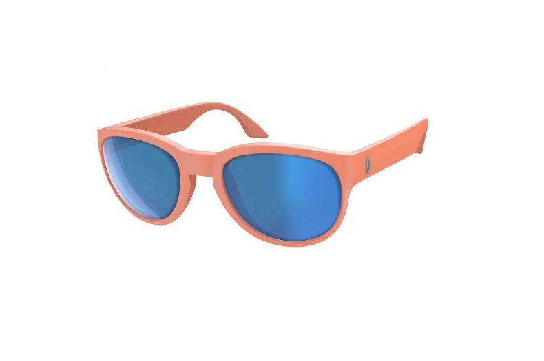 Очки велосипедные Scott Sway pink blue chrome 241969-0026007.