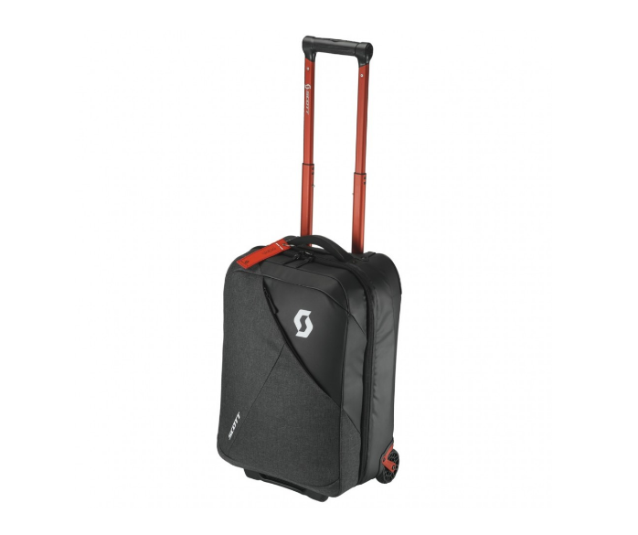 Сумка дорожная Scott Travel Softcase 40 dark grey/red clay, 250078-5447