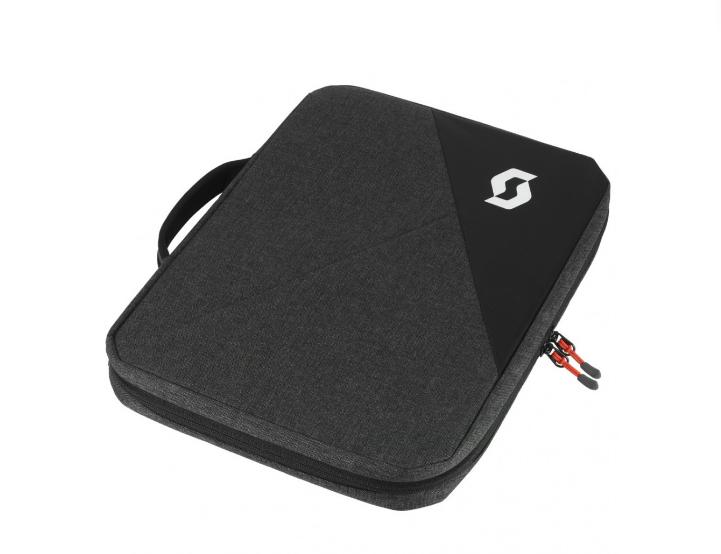 Чехол для ноутбука Case 17'' dark grey/red clay 250086-5447.
