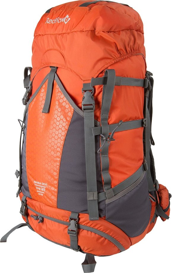 Рюкзак RED FOX Nanda Devi 45, 2200/кирпич