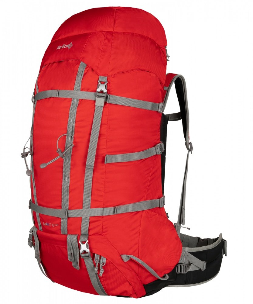 Рюкзак RED FOX Summit 90 V2 Light, 1300/красный