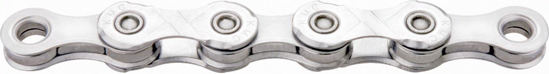 Цепь KMC X12, 12 скоростей, 126 звеньев, серебрянный, BX12NP126