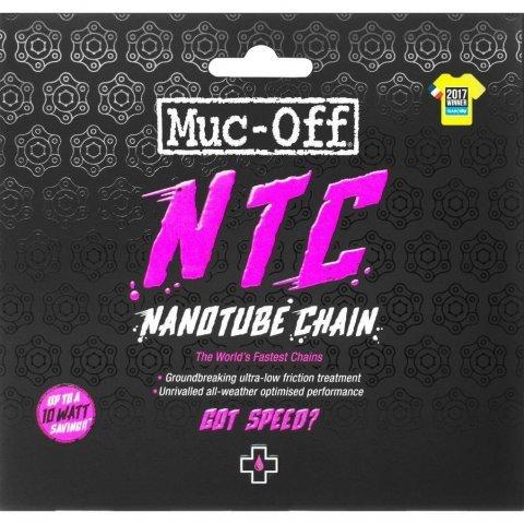 Цепь велосипедная Muc-Off NTC Shimano Chain, 417