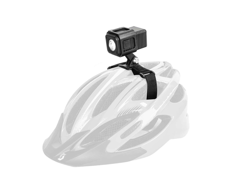 Фонарь велосипедный TOPEAK CUBICUBI 500HM, передний, на шлем, TCB-500HM