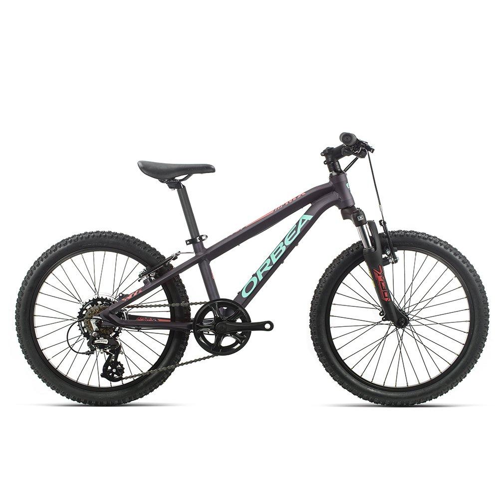 """Детский велосипед Orbea MX XC 20"""" 2020 (Рост: 115-135см. Цвет: пурпурный)"""