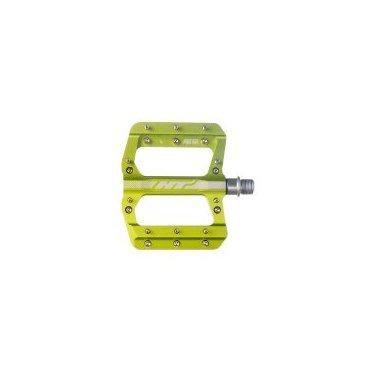 Педали велосипедные HT AE12, Apple Green, AE12124101