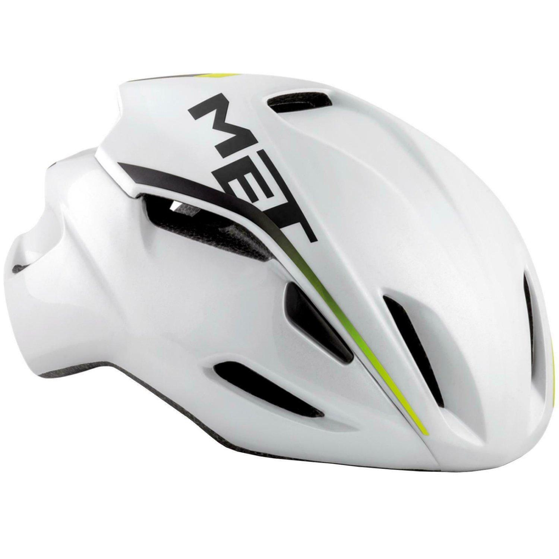 Велошлем Met Manta, белый, 2020 (Размер: M (54-58 см))