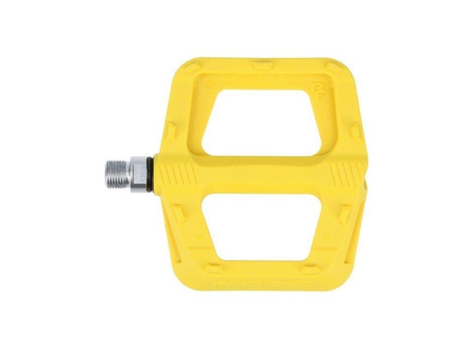 Педали велосипедные Race Face Ride, желтый, PD20RIDYEL