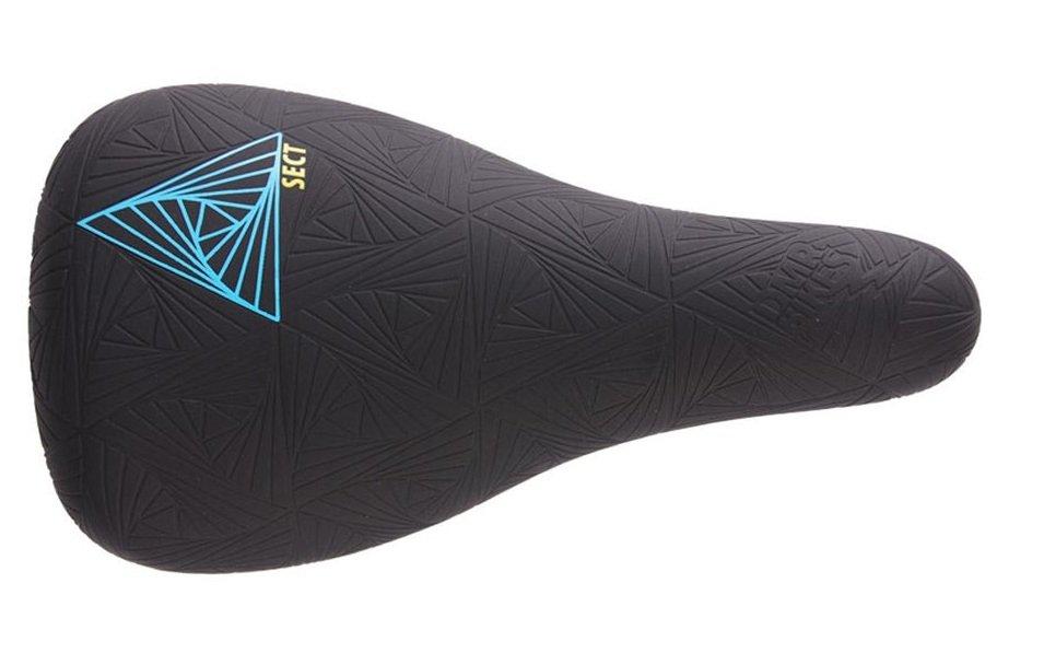 Велоседло DMR Sect Saddle, 27,2x160mm, черный,