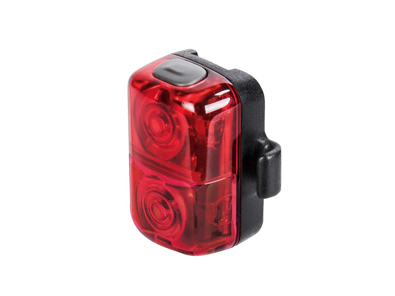 Фонарь велосипедный TOPEAK TAILLUX 30 USB, задний, Red, TMS092RR