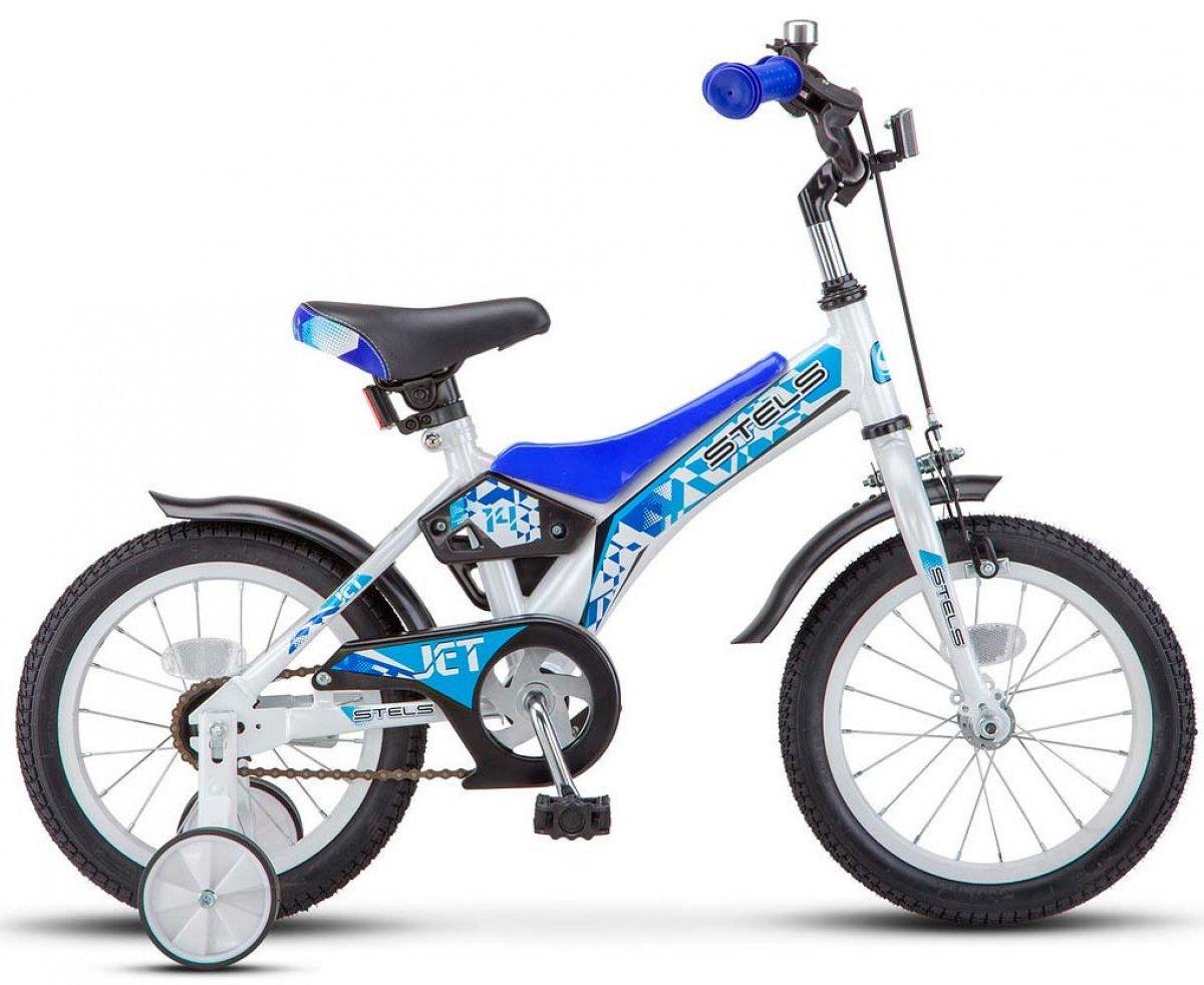 """Детский велосипед Stels Jet Z010 14"""" 2018 (Рама: 8,5"""" ( Рост:"""