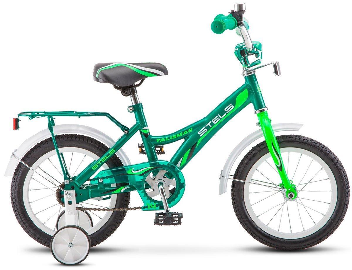 "Детский велосипед Stels Talisman Z010 14"" 2018 (Рама: 9,5"" (Рост:"