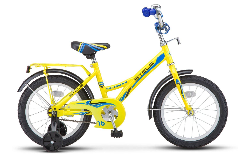 "Детский велосипед Stels Talisman Z010 16"" 2018 (Рама: 11"" (Рост:"