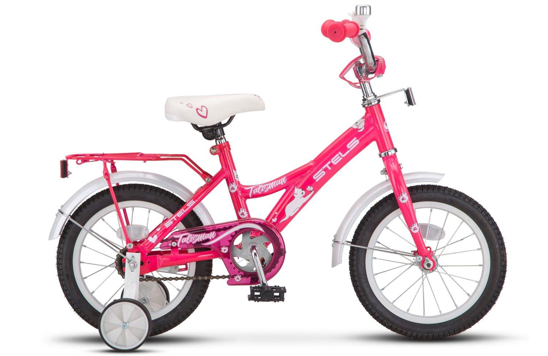 "Детский велосипед Stels Talisman Lady Z010 14"" 2019 (Рама: 9,5"" (Рост:"
