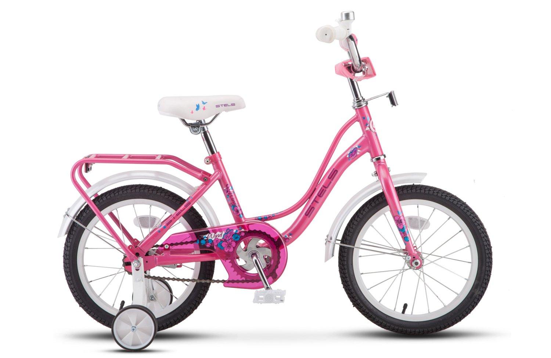 """Детский велосипед Stels Wind Z020 16"""" 2018 (Рама: 11"""" (Рост:"""