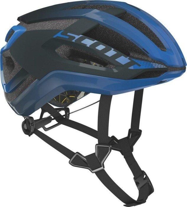 Шлем велосипедный SCOTT Centric PLUS (CE) skydive blue 2020 (Размер: M (55-59)).