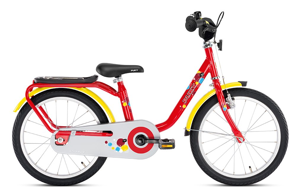 """Детский велосипед Puky Z8 18"""" (Возраст: 4-6 лет (Рост: от 110 см), Цвет: pink)"""