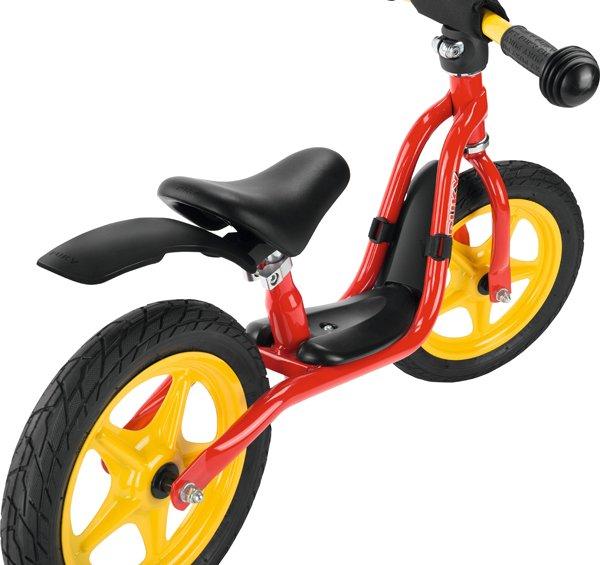 Брызговики/крылья велосипедные Puky LS, для беговелов, black, 9415