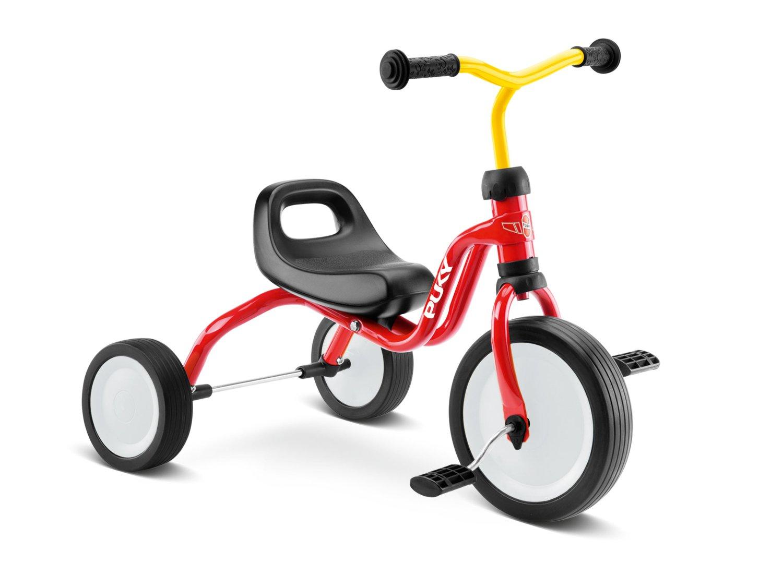 Детский велосипед Puky Fitsch (Возраст: 1,5-4 лет (Рост: 80-95 см), Цвет: silver)