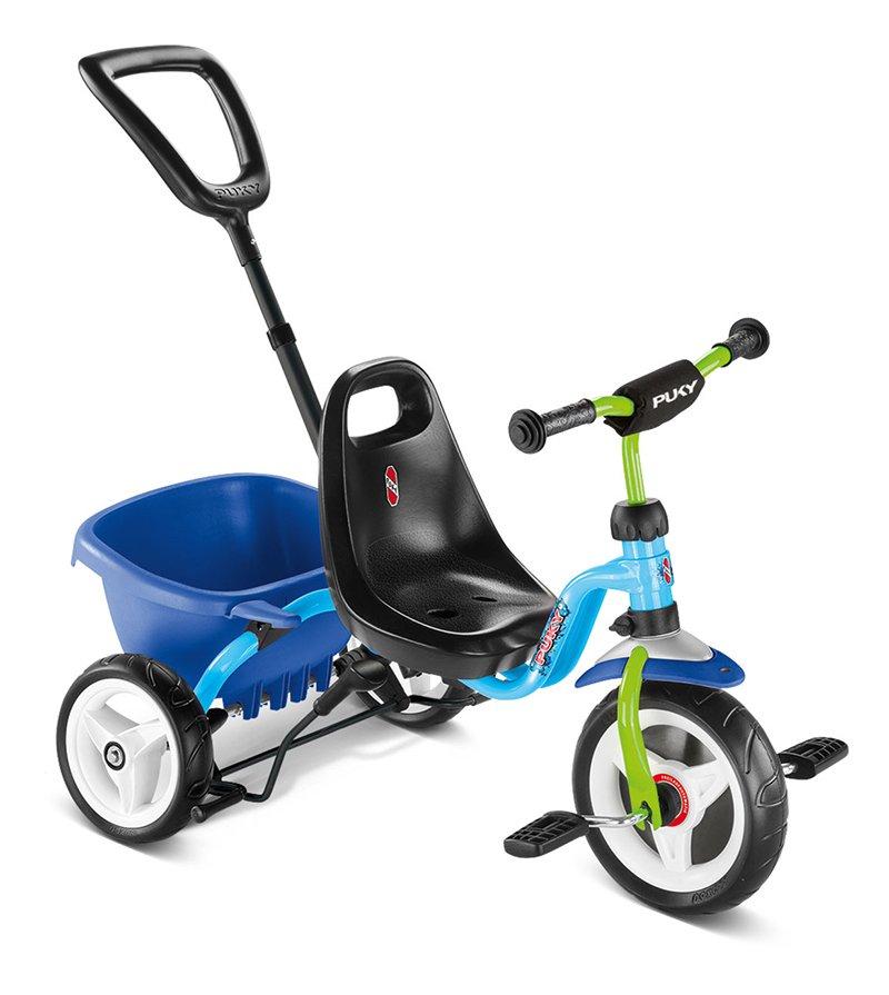 Детский велосипед Puky Ceety (Возраст: 2-4 лет (Рост: 85-100 см), Цвет: blue)
