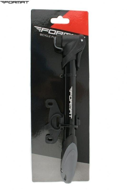 Насос компактный (ручной) FORMAT M21-04 алюминиевый Two-Way (с обратным ходом) RPUM21040001.