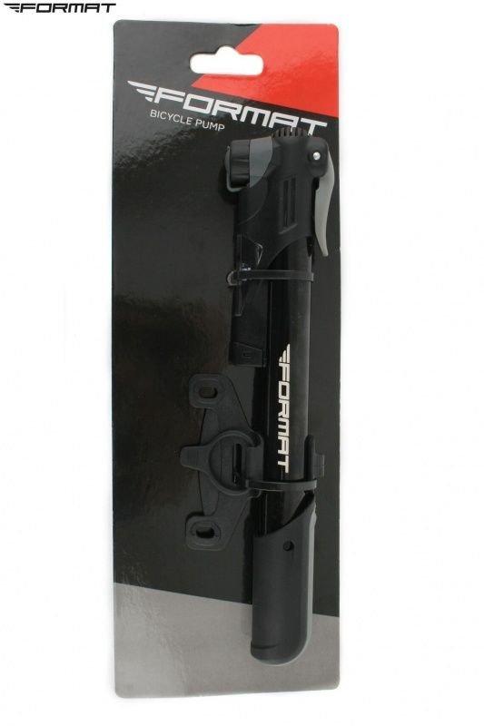 Насос компактный (ручной) FORMAT универсальный с манометром 21225 mm RPUM21B04001.