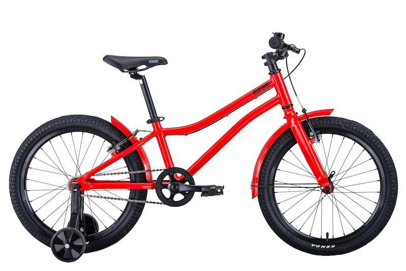 """Детский велосипед BEARBIKE Kitezh 20"""" 2020 (Рама: OS (Рост: 115-130см), Цвет: хром)"""