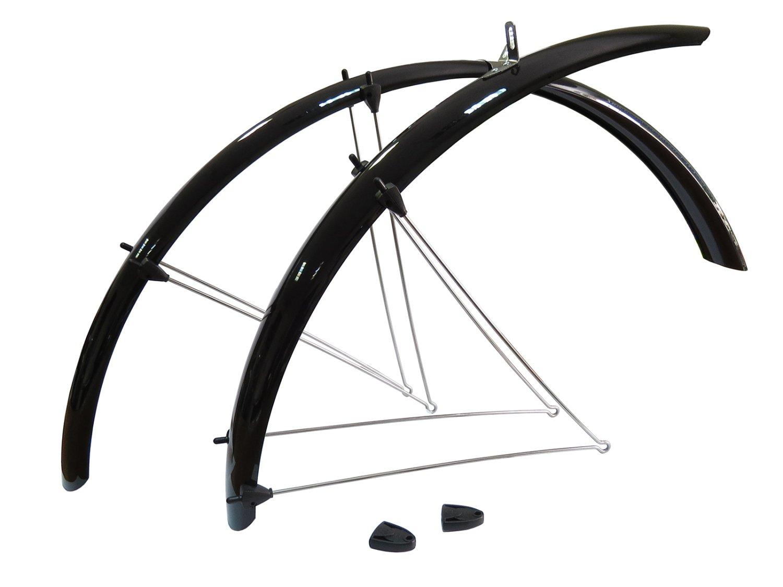 """Крылья велосипедные SKS PET 60mm, 26"""", черный, 06130"""