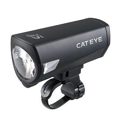 Фонарь велосипедный Cat Eye HL-EL540, передний, с батарейками, CE5336770