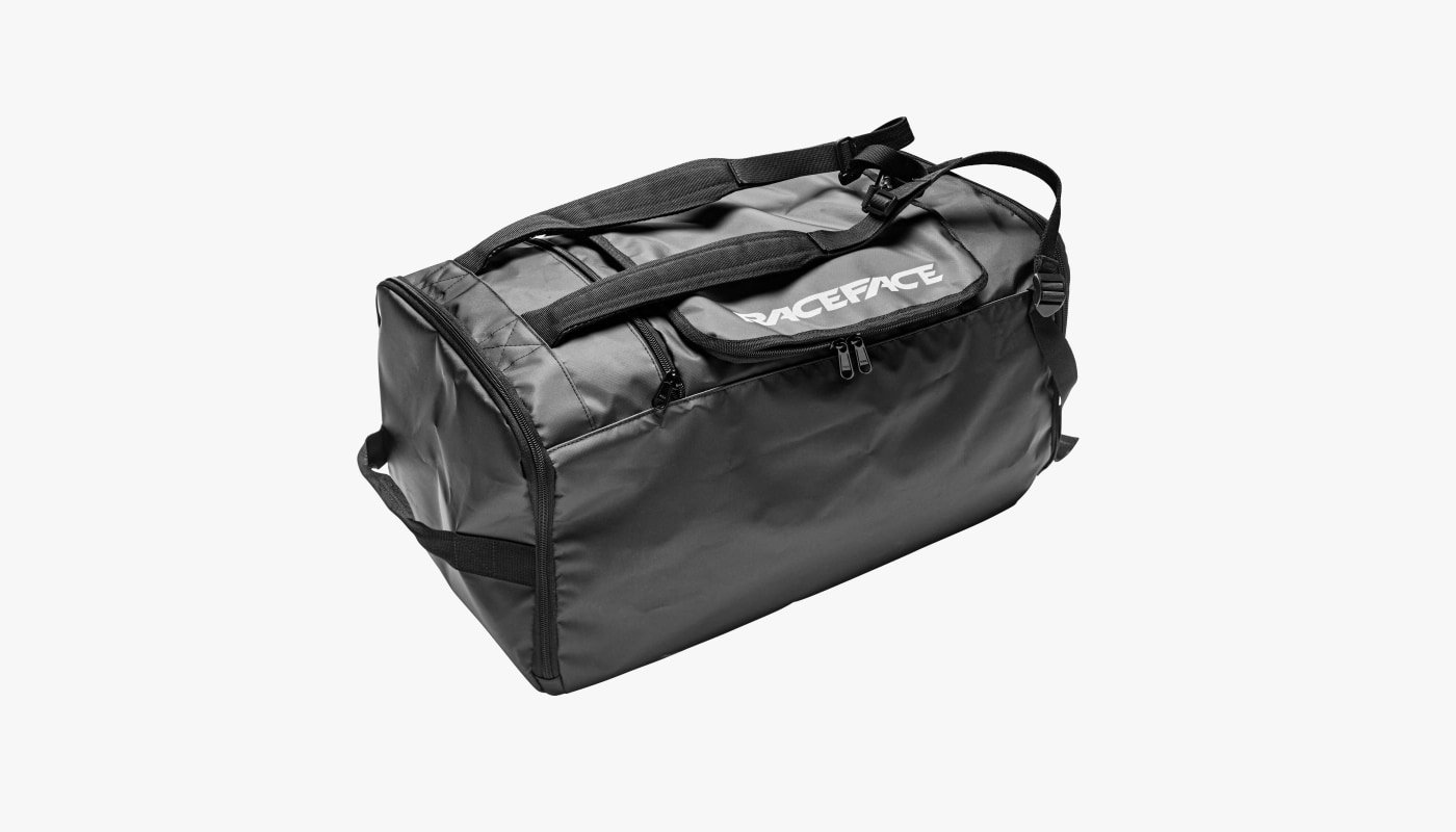 Сумка-рюкзак Race Face Stash Gear Bag Stealth, Onesize, RFNB016000