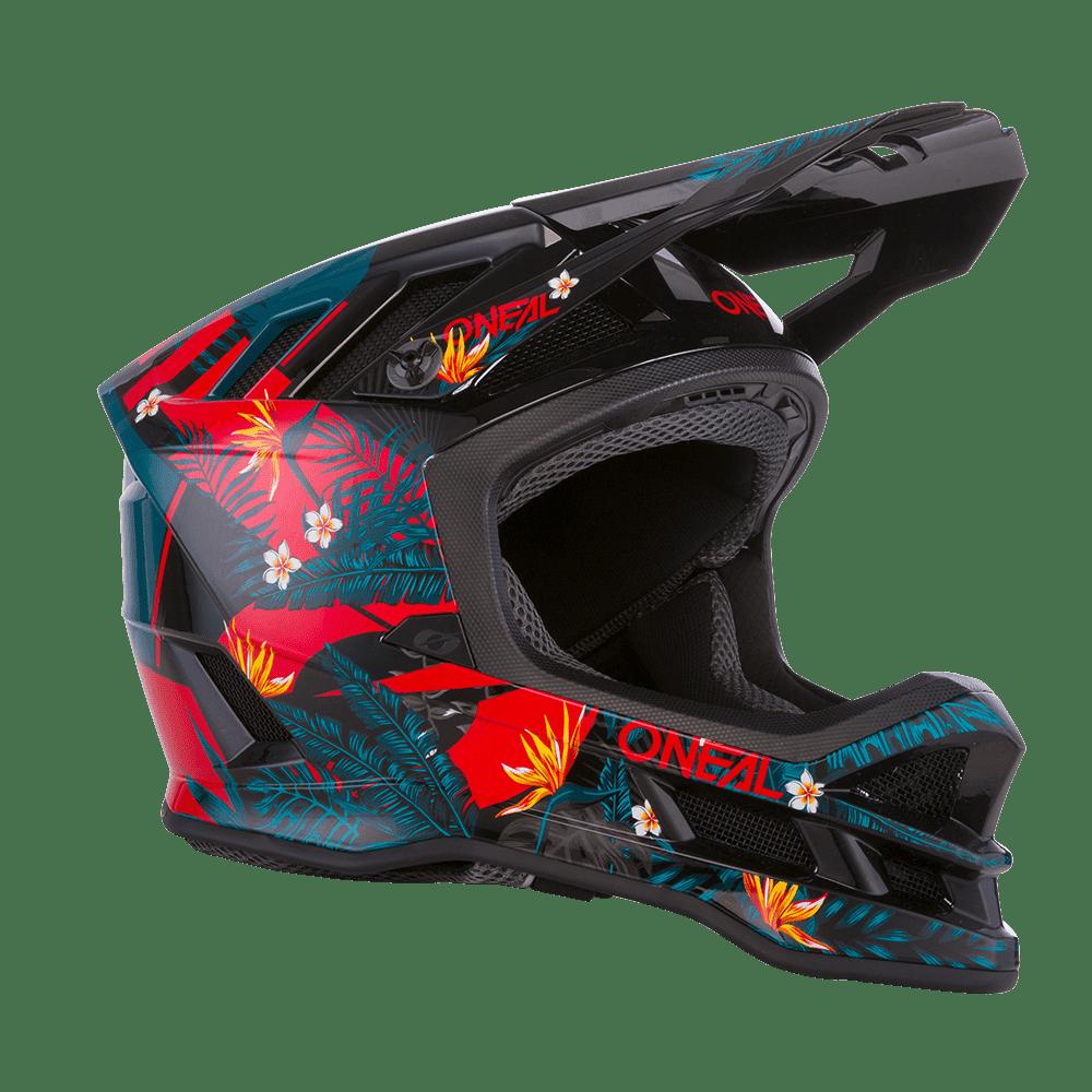 Шлем велосипедный O'Neal BLADE Polyacrylite Helmet RIO red (Размер: L (59/60 cm)).