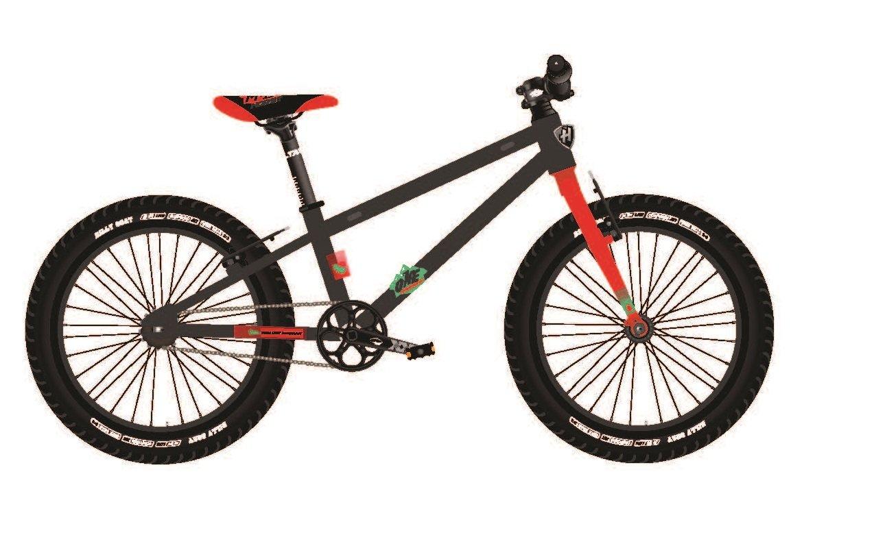 """Детский велосипед Horst ONE 20"""" 2021 (Возраст: 6-9 лет (Рост: 115-135см), Цвет: А)"""