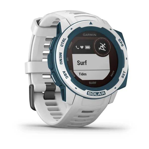 Смарт-часы спортивные Garmin Instinct Solar – Surf, Cloudbreak 010-02293-08