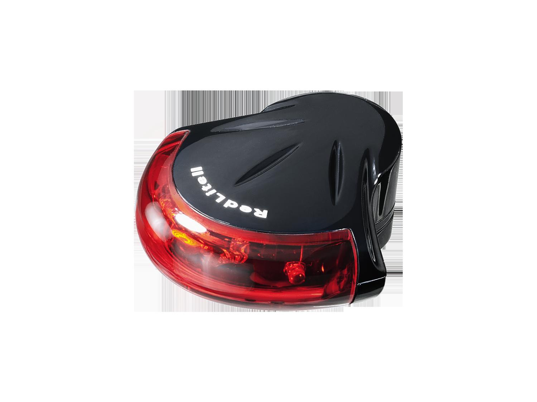 Фонарь велосипедный TOPEAK RedLite II, задний, Black, TMS035B