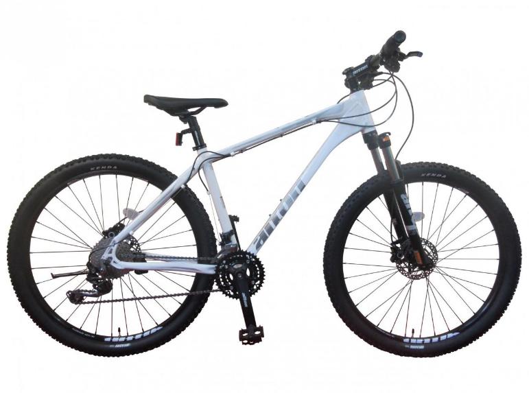 """Горный велосипед ALTON T77D 26"""" (Рама: 450мм (Рост: 165-175см), Цвет: белый)"""