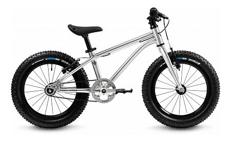 "Детский велосипед Early Rider Seeker 16"" 2020 (Рама: 16"" (Рост: 102-120 см.), Цвет: Серебристый)"
