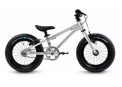 "Детский велосипед Early Rider Seeker 14"" 2020 (Рама: 14"" (Рост: 3 - 5 лет (рост до 115 см)), Цвет: Серебристый)"