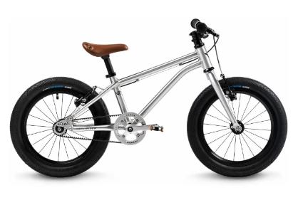 "Детский велосипед Early Rider Belter 16"" 2020 (Рама: 16"" (Рост: до 125 см.), Цвет: Серебристый)"
