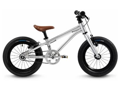 "Детский велосипед Early Rider Belter 14"" 2020 (Рама: 14"" (Рост: до 115 см.), Цвет: Серебристый)"