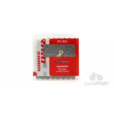 Цепь SRAM PC-951+PowerLink Gold 9ск (86.2706.114.105)